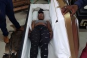 Woman buys her own coffin to be 'prepared'