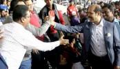 Atiqul begins election campaign