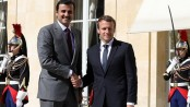 France agrees 'strategic' pact with Qatar
