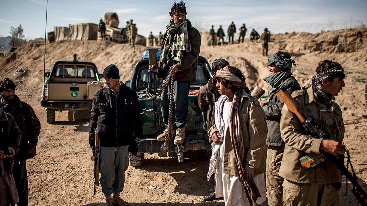 Afghanistan: 40 years of conflict