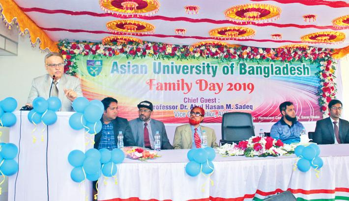 Bangladesh's family day-2019