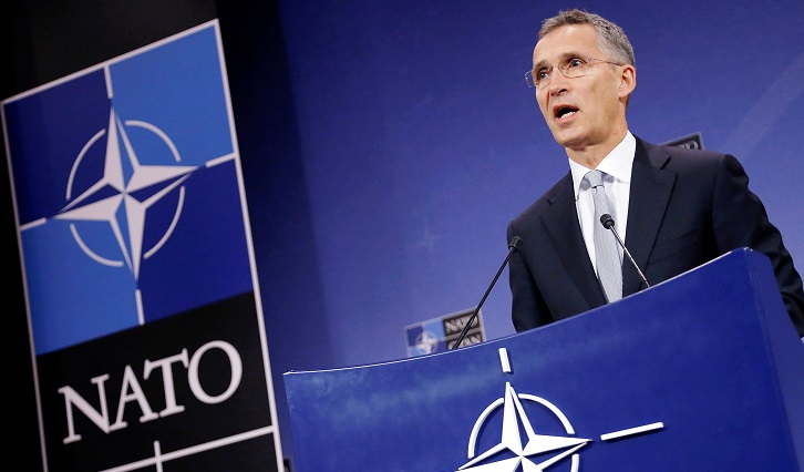 NATO chief warns Europe against going it alone