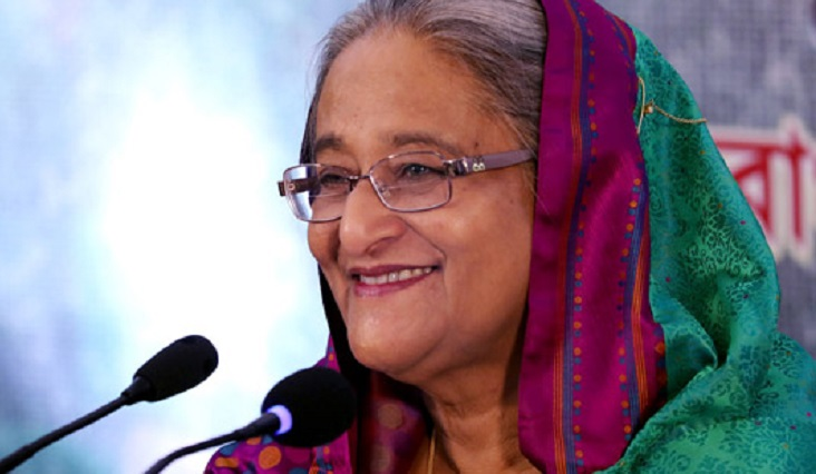 PM announces retirement plans as cultural show stirs her memories of Tungipara