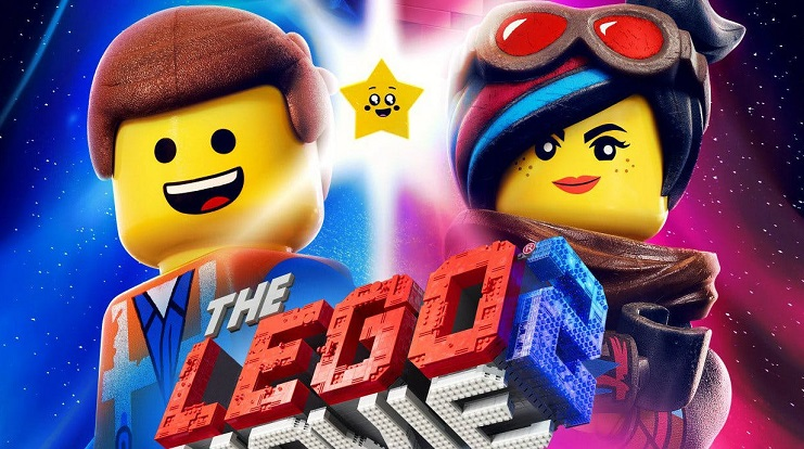 'Lego' sequel falls at US box office