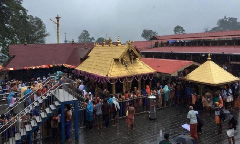 Kerala police demand prohibitory orders as Sabarimala temple opens today