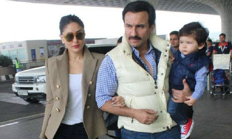 Kareena Kapoor has a perfect answer to Saif Ali Khan's cheeky question