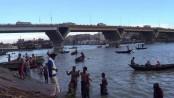 Three killed in bus-CNG collision on Buriganga bridge