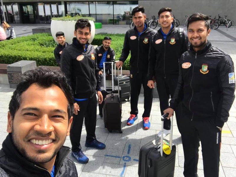 Bangladesh upbeat ahead of New Zealand ODIs