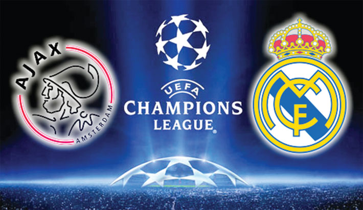 The Champions League holders head to Amsterdam