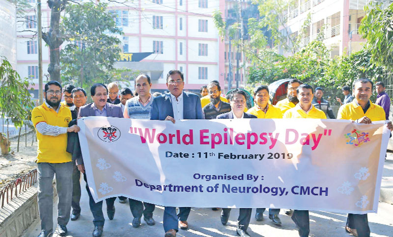 'Epilepsy is curable'