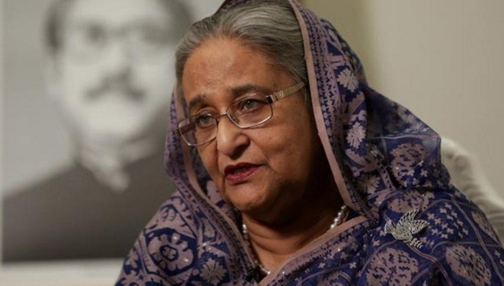 BNP hails 'PM Hasina's retirement plan'