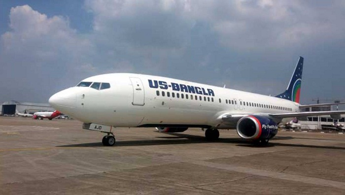 US-Bangla Airlines to start flights to Chennai