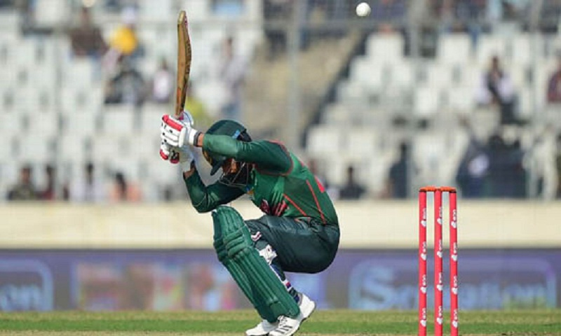 Bangladesh bat against New Zealand in 1st ODI