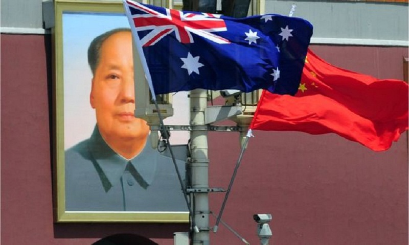 Huang Xiangmo: China billionaire mocks 'giant baby' Australia