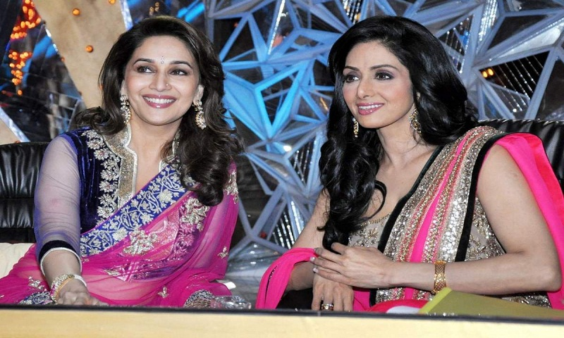Madhuri Dixit on her last meeting with Sridevi