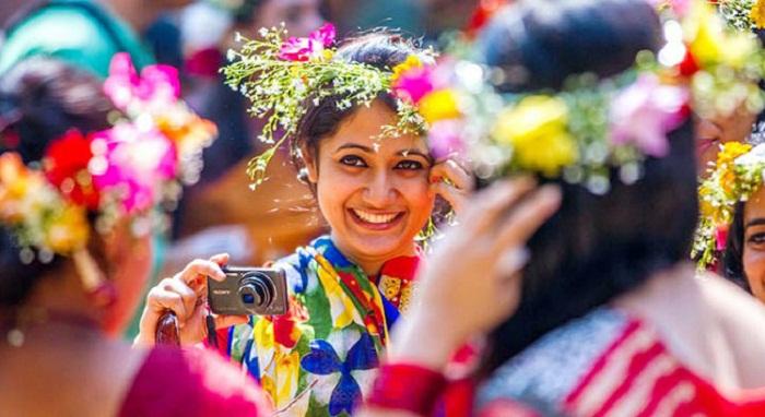 Nation to celebrate Pahela Falgun on Wednesday