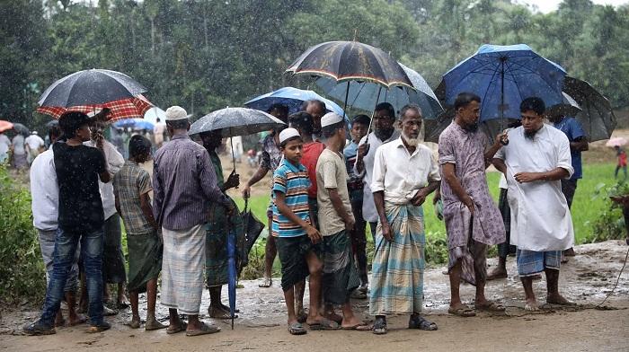 Rohingyas' repatriation basic to South Asian equilibrium