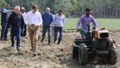 US envoy praises Bangladesh's efforts to educate farmers