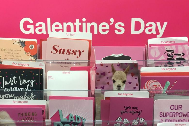 Sick of Valentine's Day kitsch? Honour your friends instead on Galentine's Day