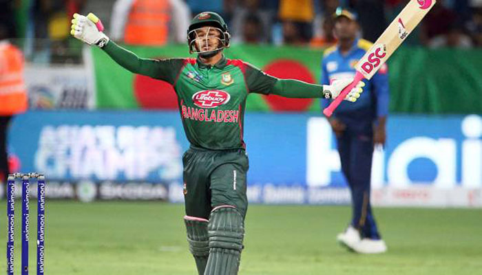 Mushfiqur on the verge of making double-century