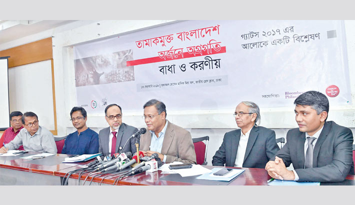Raise awareness about tobacco use: Hasan