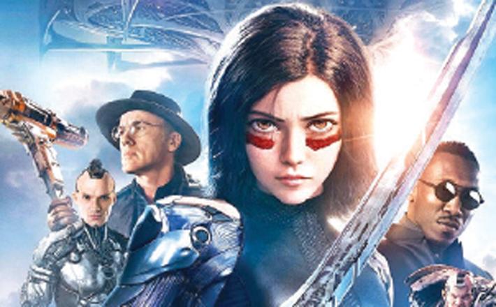 'Alita: Battle Angel' : An Incredible  Cyberpunk Action  Thriller
