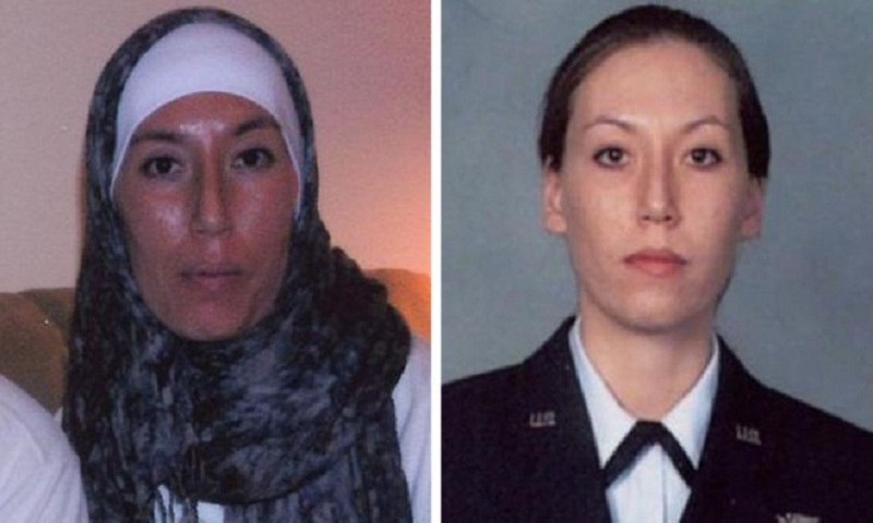 Ex-US Air Force officer Monica Witt charged with spying for Iran