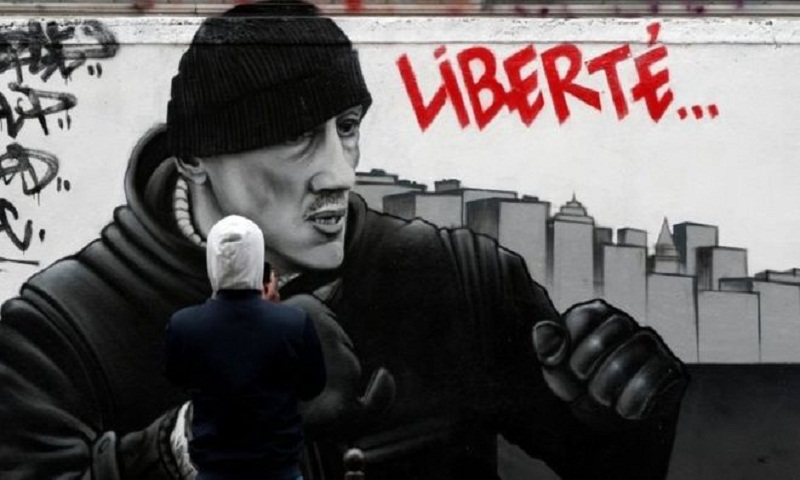 Christophe Dettinger: French 'yellow vest' boxer convicted