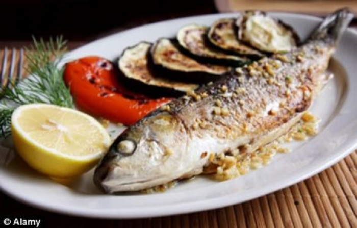 Eating fish reduces symptoms of childhood asthma