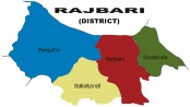 Two killed in Rajbari road crash