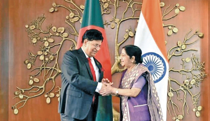 Bangladesh-India Fifth Meeting of JCC