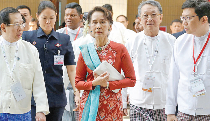 New parties challenge Suu Kyi's grip on power