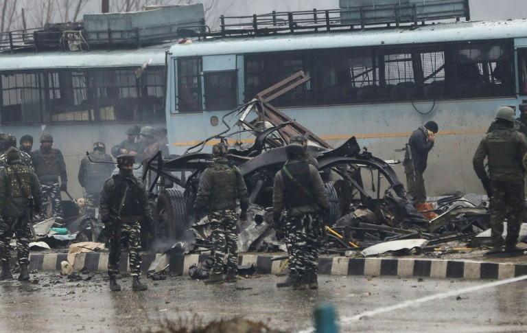 India vows 'heavy price' after deadly Kashmir attack