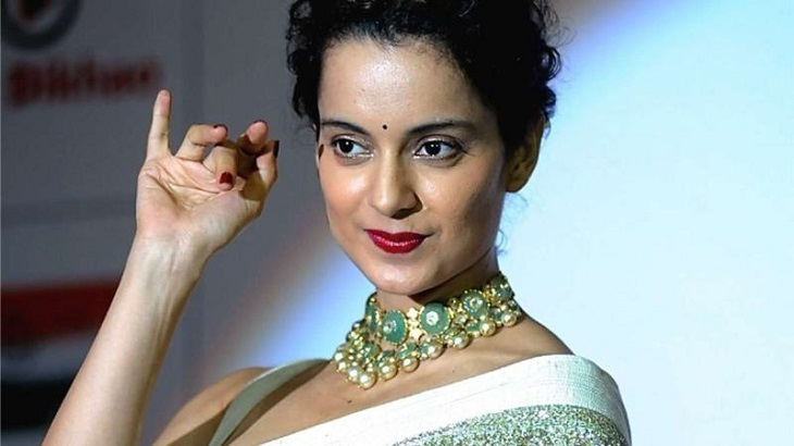 Kangana Ranaut to make a film on her life