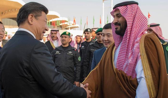 Saudi crown prince to visit China
