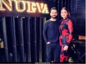 Kohli's Valentine's Day Post With Anushka