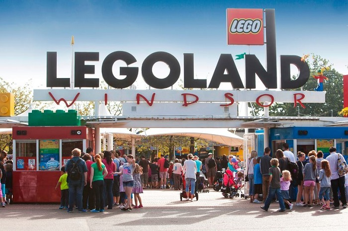 Legoland reveals new ride's opening date