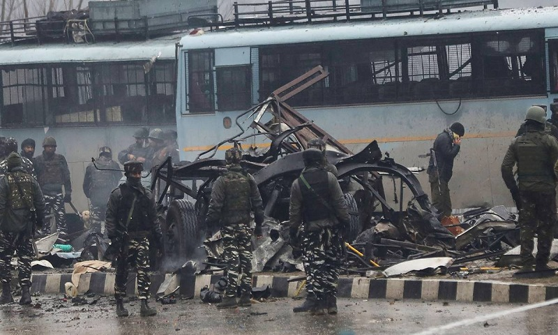 Bollywood celebrities condemn Pulwama attack