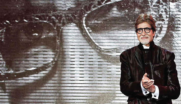 Amitabh completes 50 years in Bollywood