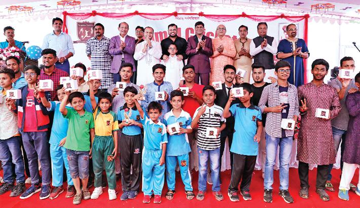 Sheikh Jamal Cricket Academy's picnic held