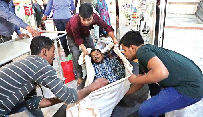 Suhrawardy Hospital resumes operation