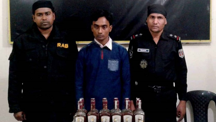 44 held for selling, consuming drugs in city