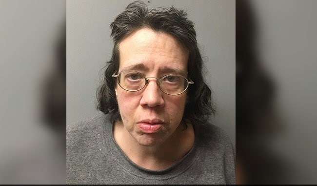Woman arrested for hiding her mother's body under blankets for 44 days
