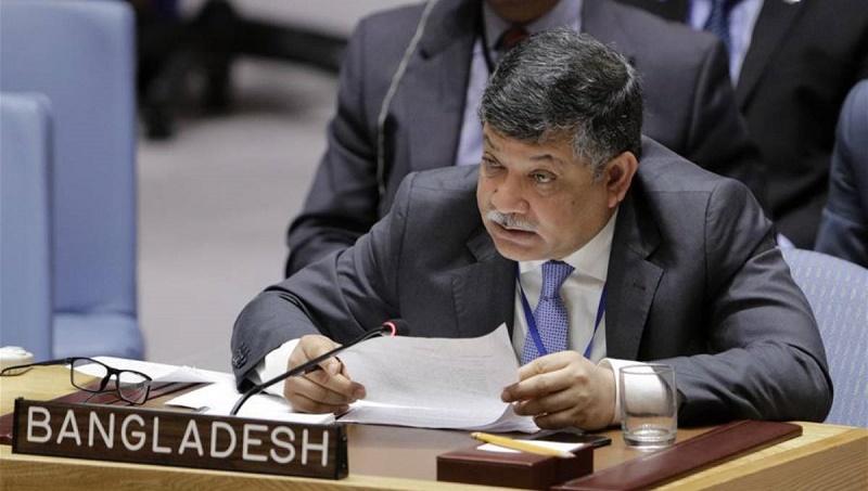 Bangladesh working relentlessly to establish inclusive society: Envoy