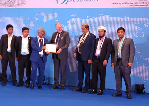 BCC receives two int'l Open Group awards for innovation
