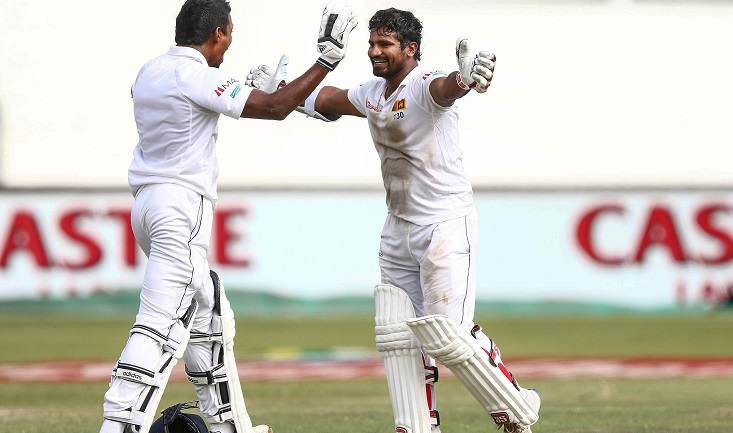 Perera takes Sri Lanka to sensational win in South Africa