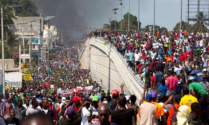 Haiti to unveil economic measures to quell violent protests