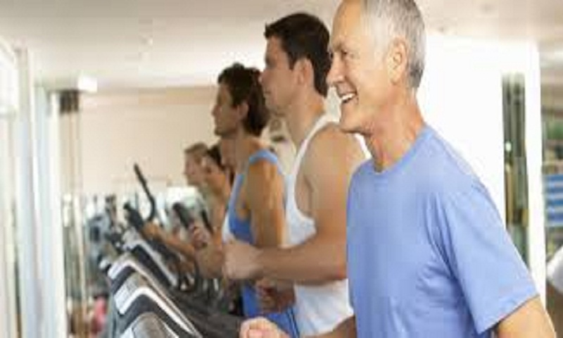 Exercise gives older men a better brain boost