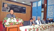 Marking the first death anniversary of Prof Dr ASM Zakaria Swapan