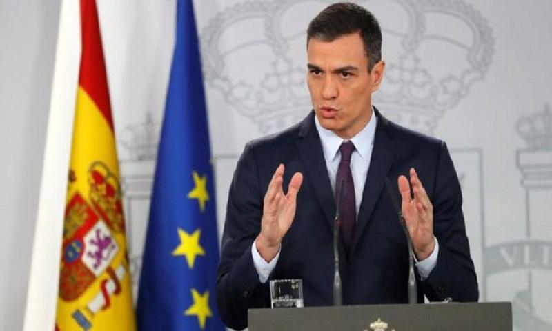 Spain PM Sánchez sets snap election for April